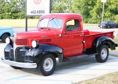 1947 Dodge Half-ton Pickup