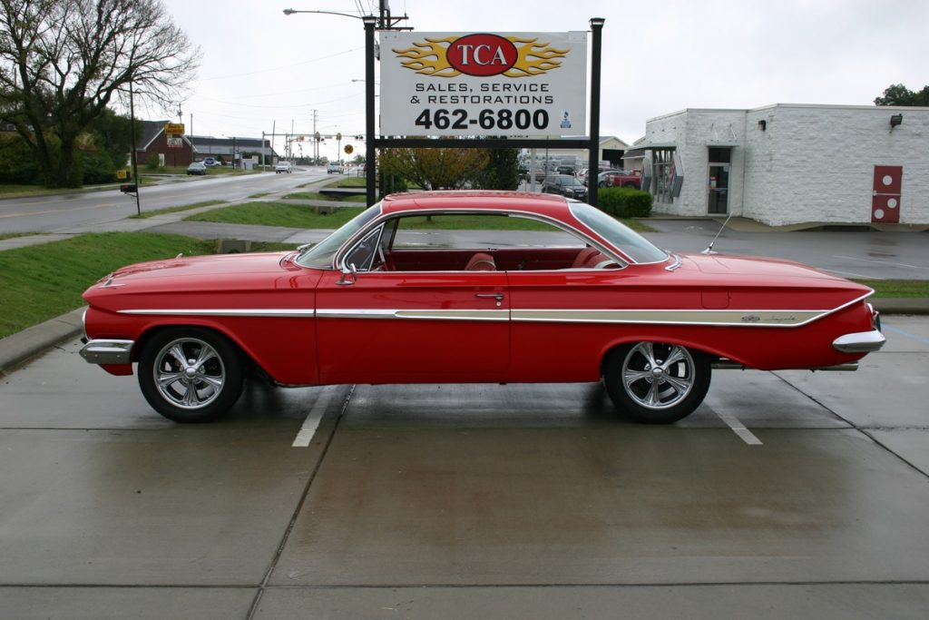 Tennessee Classic Automotive | Classic Car Restoration, Repair and Sales