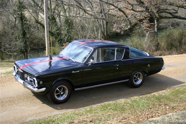 Projects Cars For Sale >> 1965 Plymouth Barracuda | Tennessee Classic Automotive