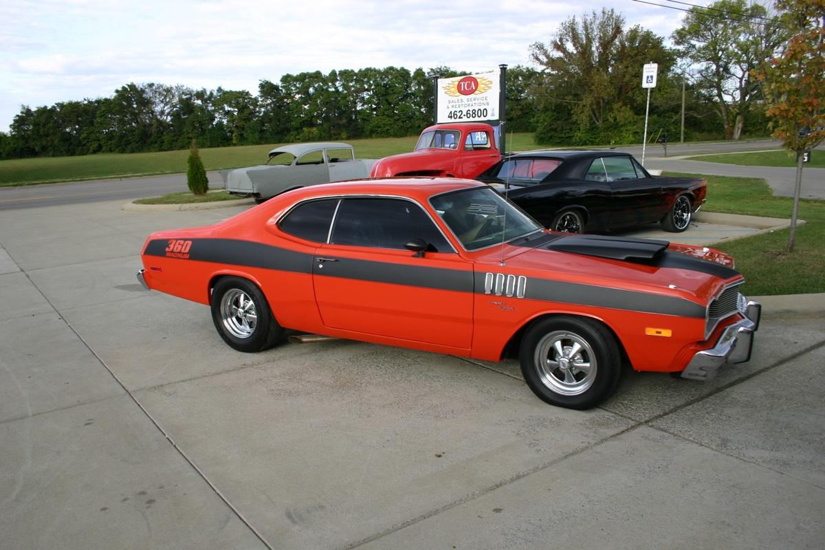 1975 Dodge Dart | Tennessee Classic Automotive