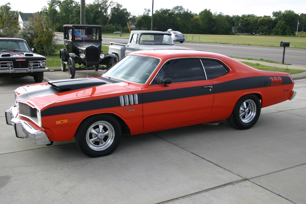 Projects Cars For Sale >> 1975 Dodge Dart | Tennessee Classic Automotive